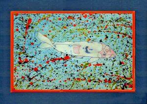 Koi Goshiki Dianich Fish